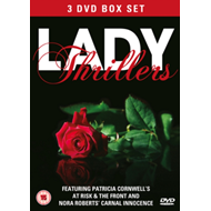 Lady Thrillers (UK-import) (DVD)