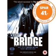 Produktbilde for The Bridge: The Complete Series One (UK-import) (DVD)