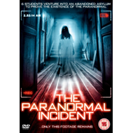 Produktbilde for The Paranormal Incident (UK-import) (DVD)