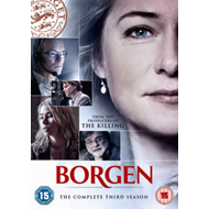 Borgen: The Complete Third Season (UK-import) (DVD)