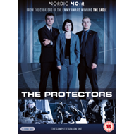 Protectors: Season 1 (UK-import) (DVD)