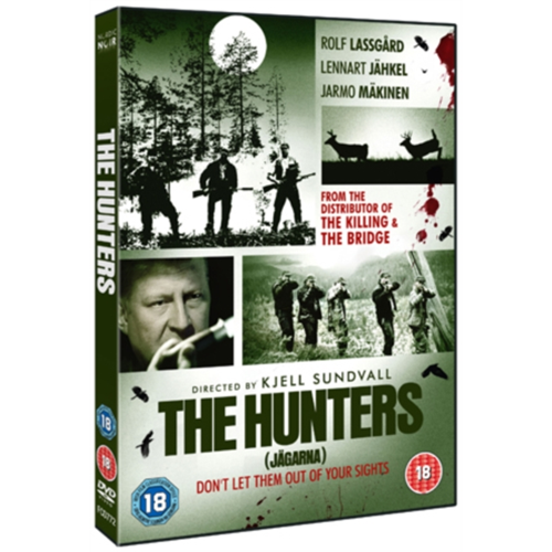 Jägarna (UK-import) (DVD)