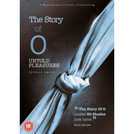 Story Of O - Untold Pleasures (UK-import) (DVD)
