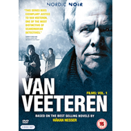 Van Veeteren: Films - Volume 1 (UK-import) (DVD)