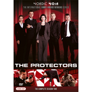 Protectors: Season 2 (UK-import) (DVD)