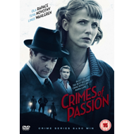 Crimes Of Passion (UK-import) (DVD)