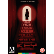 Produktbilde for Your Vice Is A Locked Room And Only I Have The Key (UK-import) (DVD)