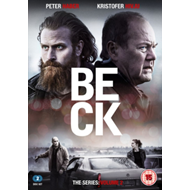 Produktbilde for Beck: The Series - Volume 2 (UK-import) (DVD)