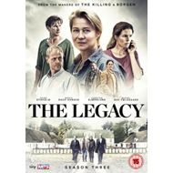 Legacy: Season 3 (UK-import) (DVD)