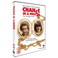 Produktbilde for Chance In A Million: The Complete Series (UK-import) (DVD)
