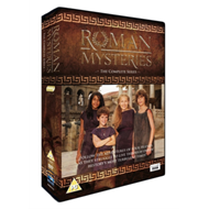 Produktbilde for Roman Mysteries: The Complete Collection (UK-import) (DVD)
