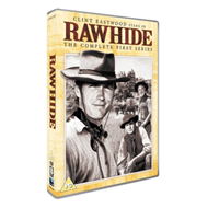 Rawhide: The Complete First Series (UK-import) (DVD)