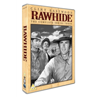 Rawhide: The Complete Series Three (UK-import) (DVD)