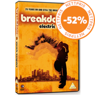 Produktbilde for Breakdance 2 - Electric Boogaloo (UK-import) (DVD)