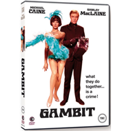 Produktbilde for Gambit (UK-import) (DVD)