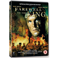 Farewell To The King (UK-import) (DVD)