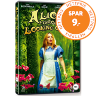 Alice Through The Looking Glass (UK-import) (DVD)