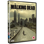 Walking Dead: The Complete First Season (UK-import) (DVD)