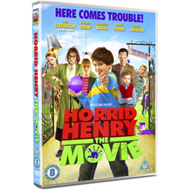 Produktbilde for Horrid Henry: The Movie (UK-import) (DVD)