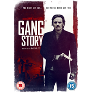 Produktbilde for Gang Story (UK-import) (DVD)