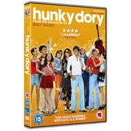 Hunky Dory (UK-import) (DVD)