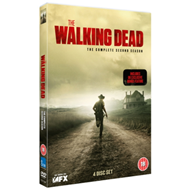 Walking Dead: The Complete Second Season (UK-import) (DVD)