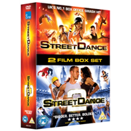 Streetdance 1 And 2 (UK-import) (DVD)