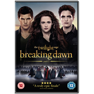 The Twilight Saga: Breaking Dawn - Part 2 (UK-import) (DVD)