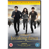 Twilight Saga: Breaking Dawn - Part 2 (UK-import) (DVD)