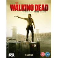 The Walking Dead: The Complete Third Season (UK-import) (DVD)