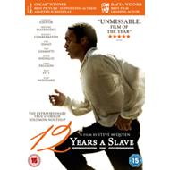 12 Years A Slave (UK-import) (DVD)