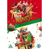 Produktbilde for Nativity!/Nativity 2 - Danger In The Manger (UK-import) (DVD)