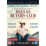 Dallas Buyers Club (UK-import) (DVD)