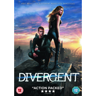 Produktbilde for Divergent (UK-import) (DVD)
