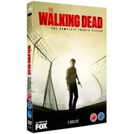 The Walking Dead: The Complete Fourth Season (UK-import) (DVD)