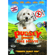 Pudsey The Dog - The Movie (UK-import) (DVD)