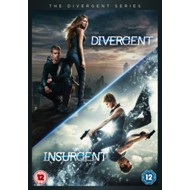 Produktbilde for Divergent/Insurgent (UK-import) (DVD)