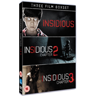 Produktbilde for Insidious: 1-3 (UK-import) (DVD)