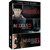 Insidious: 1-3 (UK-import) (DVD)
