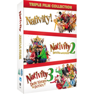 Nativity 1-3 (UK-import) (DVD)