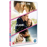 Dear John/Safe Haven/The Best Of Me (UK-import) (DVD)