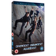 Divergent/Insurgent/Allegiant (UK-import) (DVD)