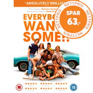Produktbilde for Everybody Wants Some!! (UK-import) (DVD)