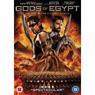 Produktbilde for Gods Of Egypt (UK-import) (DVD)