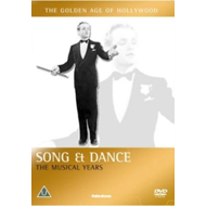 Produktbilde for Song And Dance: The Musical Years (UK-import) (DVD)