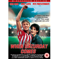 Produktbilde for When Saturday Comes (UK-import) (DVD)