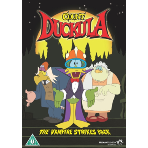 Count Duckula: The Vampire Strikes Back (UK-import) (DVD)
