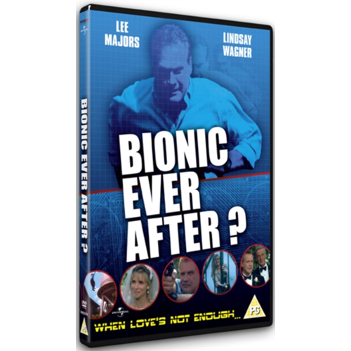Bionic Ever After? (UK-import) (DVD)