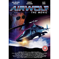 Airwolf: The Movie (UK-import) (DVD)