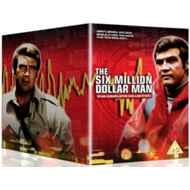 Produktbilde for The Six Million Dollar Man: The Complete Collection (UK-import) (DVD)